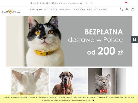 Smart Animal - akcesoria dla ps贸w i kot贸w