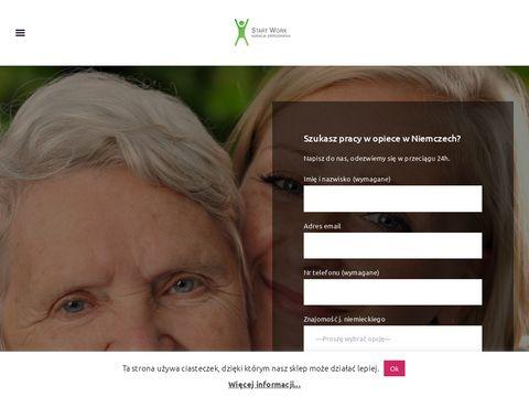 Praca w Niemczech - startwork.pl