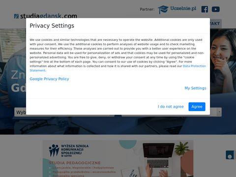 Szkoły wyższe – ekonomia w Gdańsku