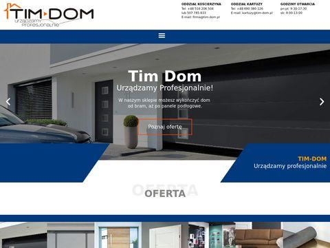 Tim-Dom - Okna