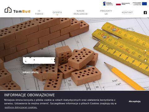 Firma Tom-Bud S.C. Mińsk Mazowiecki
