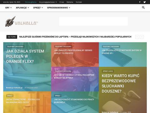 Http://www.valhalla.pl