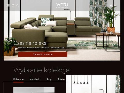 Sofy - vero.pl