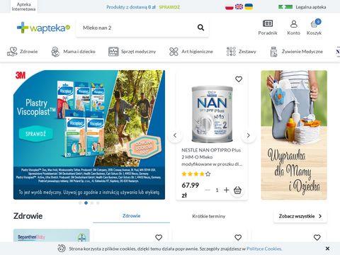 Wapteka.pl – apteka internetowa