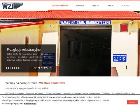 Wztbusponiatowa.pl Opole lubelskie noclegi