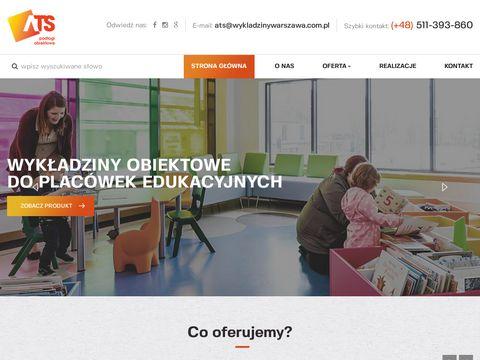 Wykładzin w płytce ATS - wykladzinywarszawa.com.pl