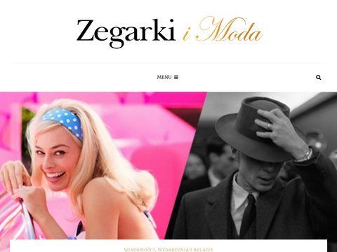 Zegarki i Moda - Czas na mod臋 i zegarki na czasie