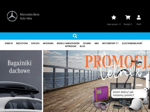 Akcesoria.autoidea.pl