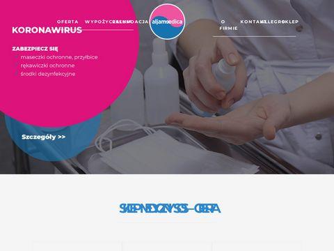 Sklep medyczny sos - aljameedica.pl