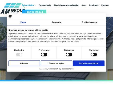 AM Group Solar - fotowoltaika Bydgoszcz