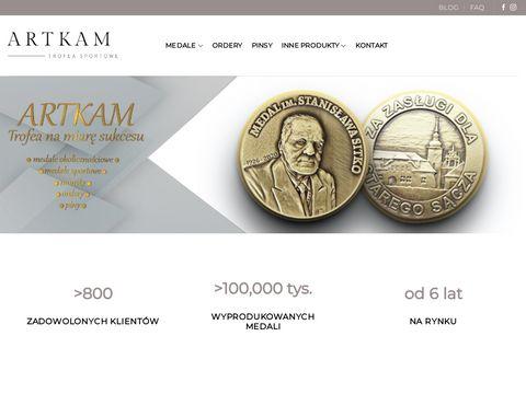 ARTSKAM Medale Sportowe