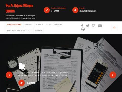 Skup Aut Bydgoszcz - Autoskup i ZÅ'omowanie - 514704444