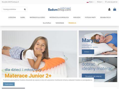 Sklep dla dzieci - Badumshop