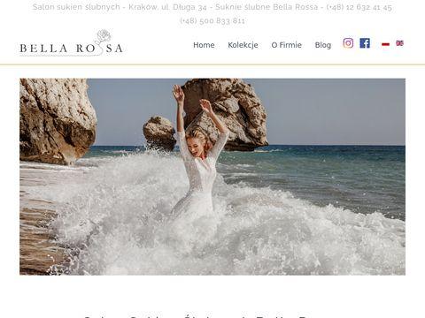 Salon Sukien Åšlubnych Bella Rossa
