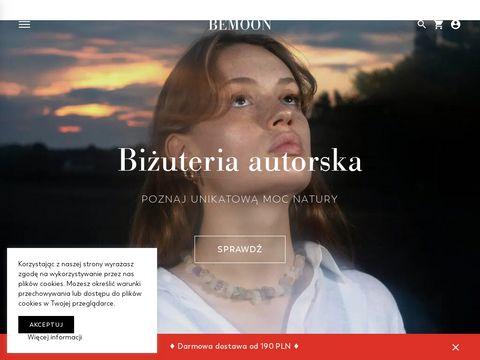 Autorska biżuteria Bemoon