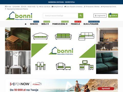 Producent mebli - bonni.pl