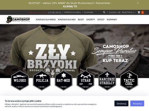 Koszulki patriotyczne - camoshop.pl