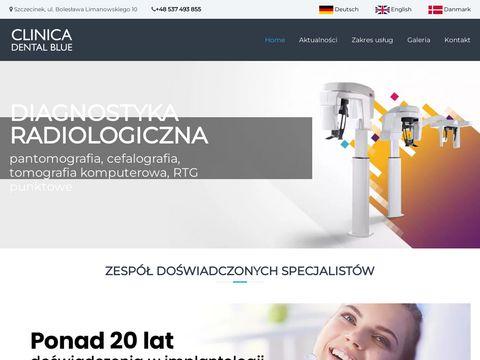 Klinika stomatologiczna Clinica Dental-Blue Szczecinek
