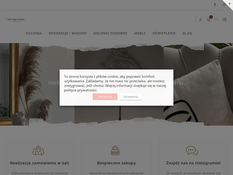 Dekoracje i wyposażenie wnętrz - decorlovers.pl