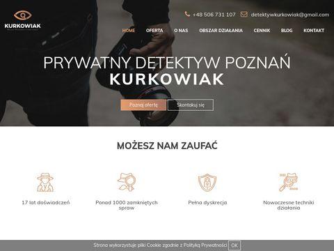 Detektywkurkowiak.pl