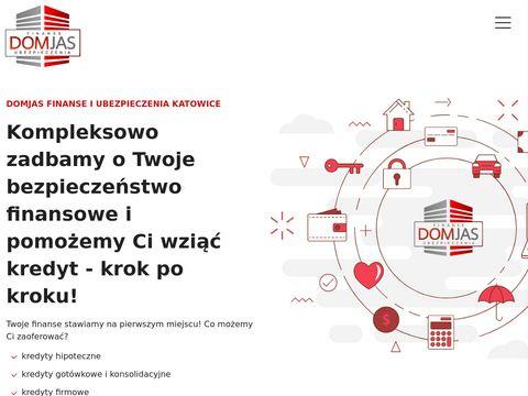 Kredyty hipoteczne Katowice