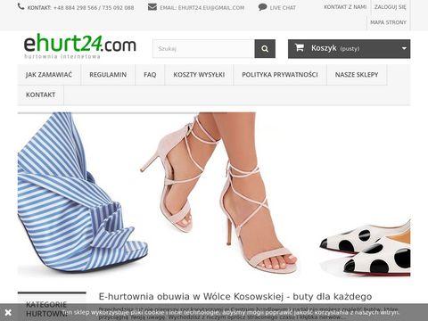 Hurtownia obuwia Ehurt24.com