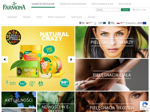 Farmona Laboratorium Kosmetyk贸w Naturalnych
