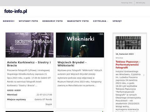 Foto-info.pl - festiwal fotograficzny
