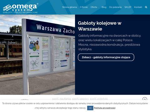 Gabloty i Tablice Informacyjne | gabloty.info