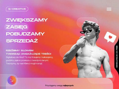 Agencja reklamowa - Poznań | Globe System