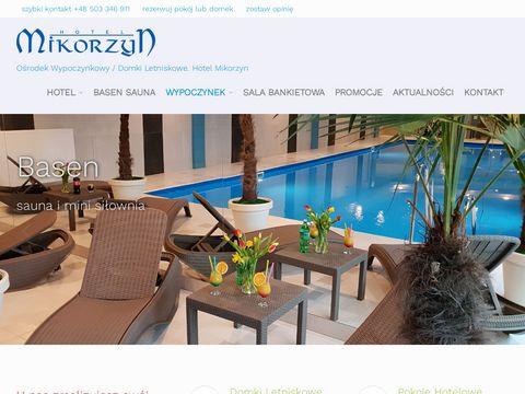 Hotelmikorzyn.pl