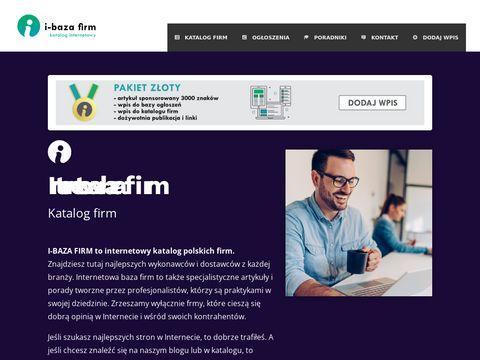 Baza polskich firm