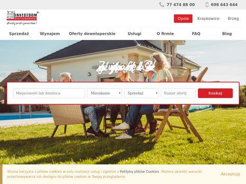 Nieruchomo艣ci Opole INVESTDOM