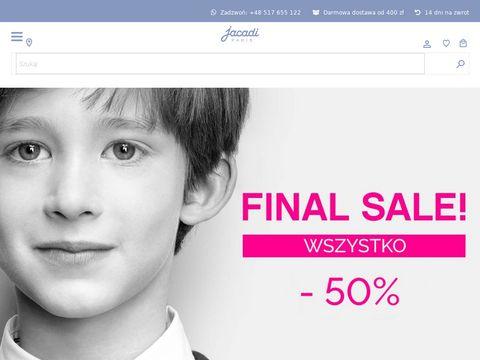 Sklep z ubrankami dla niemowlÄ…t - jacadi.pl