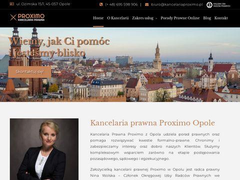 KancelariaProximo.pl