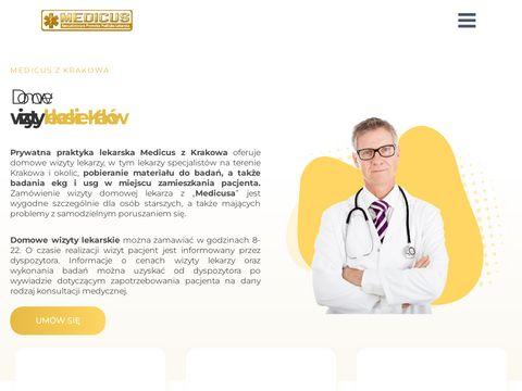 Medicus - Wizyty domowe lekarza