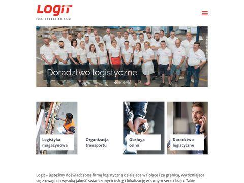 LOGIT - logistyka i spedycja