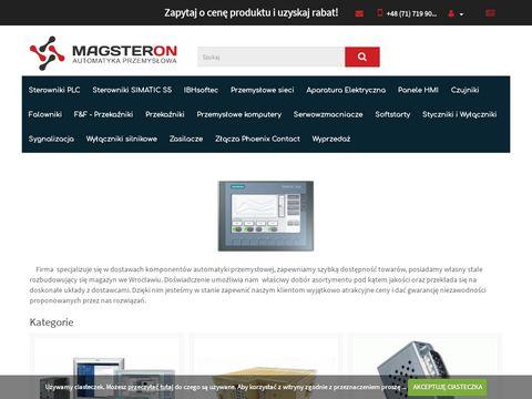 Automatyka Przemysłowa MAGSTERON