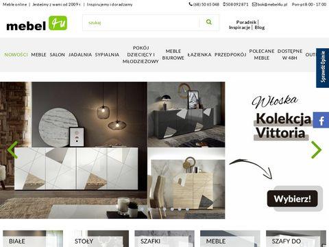 Internetowy sklep meblowy Mebel4u.pl. Nowoczesne meble designerskie.