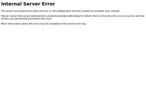 Odzież medyczna - ubrania mundurki uniformy dla lekarzy i pielęgniarek  Meditrendy