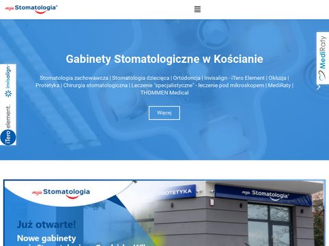 Moja Stomatologia - Gabinety Stomatologiczne