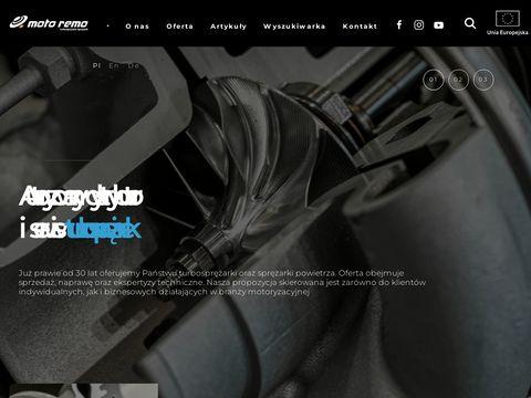 Naprawa turbin - motoremo.pl