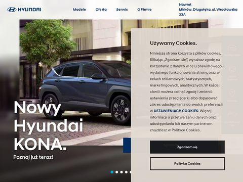 Autoryzowany serwis Hyundai Wrocław