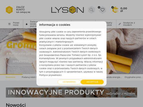 Prezenty z miodu - oryginalneprezenty.pl