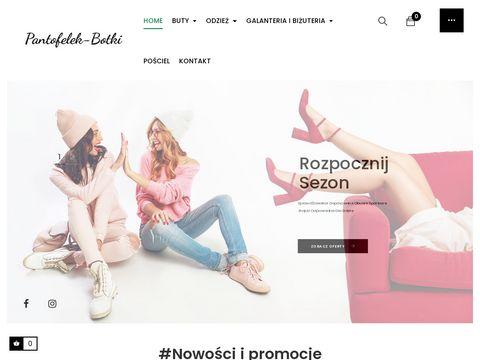 Pantofelek-botki.pl | Sklep z butami