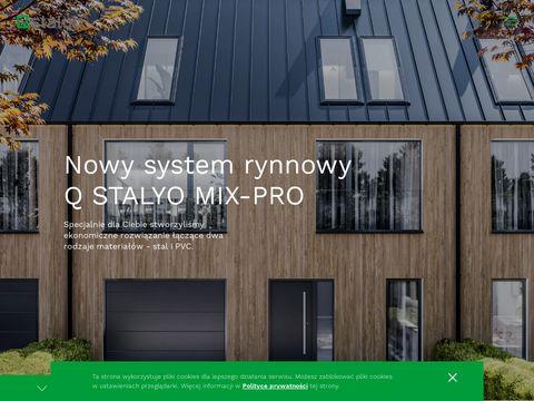 Q Stalyo System Rynnowy