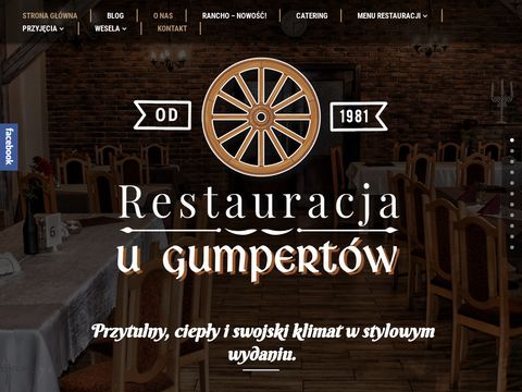 Restauracja Puszczykowo   Restauracja Mosina   https://restauracjaugumpertow.pl/