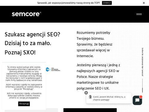 Pozycjonowanie stron internetowych Poznań   Agencja SXO SEO SEM