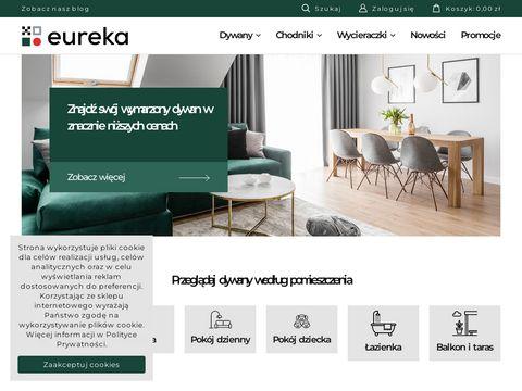 EUREKA - nowoczesne dywany
