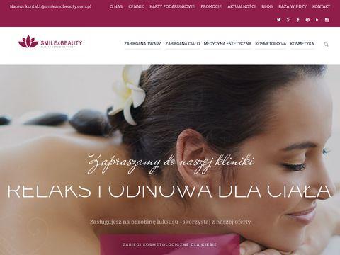 Medycyna estetyczna - Klinika Smile&Beauty